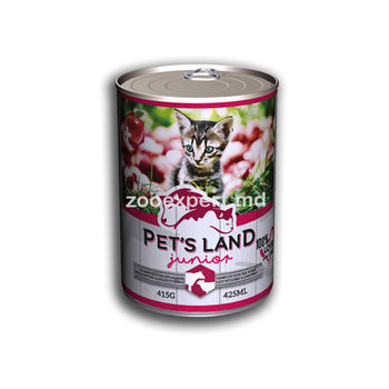 Pet`s Land Junior 415 gr