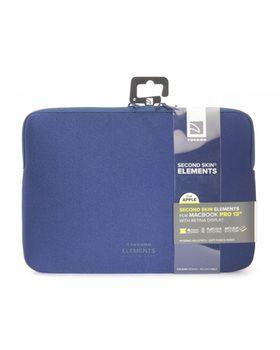 "13.3"" Чехол для ноутбука Tucano Elements, Blue"