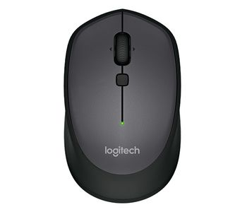 Logitech Wireless M335 Optical Mouse for Notebooks, nano receiver, Black