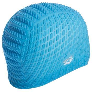 Шапочка для плавания (силикон) Long Hair Arena Bonnet 001914 (3315)