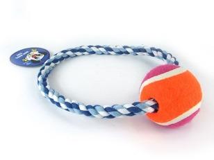cumpără Веревочная игрушка, с мячом în Chișinău