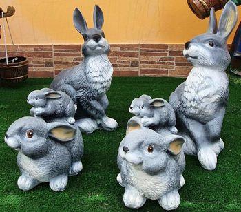 купить Кролик (h= 10 cm) в Кишинёве
