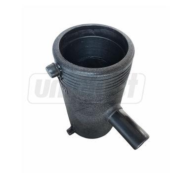 купить Тройник e/f перех. 50 x 32 PE100 SDR11 PN16 39.5W A-L в Кишинёве