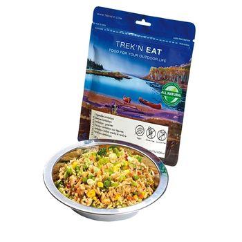 купить Еда сублимированная Джамбалайя с овощами Trek'n Eat, 33411003 в Кишинёве