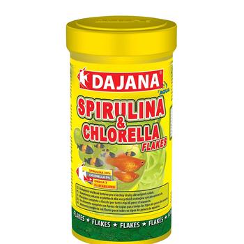 купить Dajana Spirulina & Chlorella Flakes 1 kg в Кишинёве
