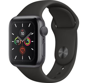 Apple Watch 5 44mm (MWVF2), Space Gray / Black