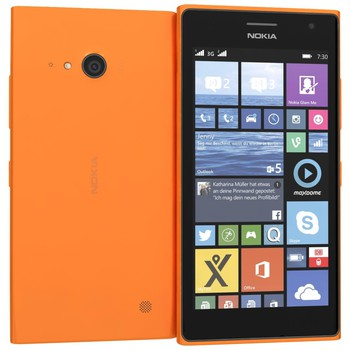Nokia Lumia 730 2 SIM (DUAL) Orange