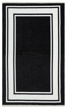 купить Ковёр EKOHALI Noa Kilim NK 06 Black White в Кишинёве