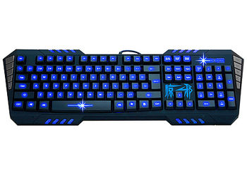 AULA Surprise Evil Gaming Keyboard, USB, gamer (tastatura/клавиатура), www