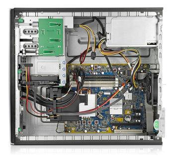 купить HP 6000 PRO Tower Intel® Core 2 Duo E8400 - 6M Cache, 3.00 GHz, 1333 MHz FSB 4GB DDR3, HDD 250GB, DVD в Кишинёве
