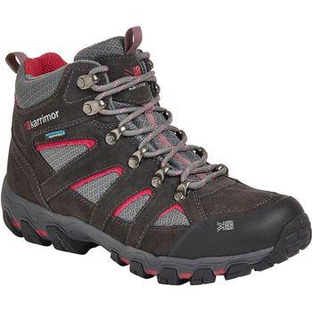 купить Ботинки Karrimor Bodmin Mid 5 Ladies weathertite Dark Grey/Cochineal UK K898-DGC-145 в Кишинёве