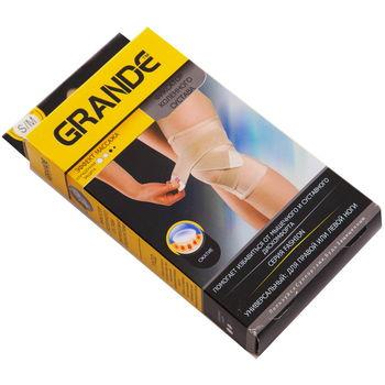 Бандаж для фиксации колена L-XL Grande GS-440 (5575)