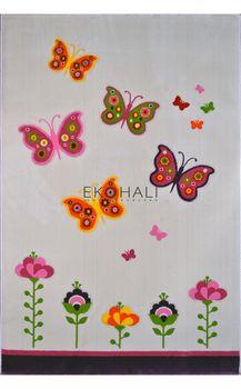 Ковёр EKOHALI Eko Kids 505 L Beige Violet