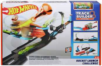 "Конструктор трасс ""Запуск ракеты"" Hot Wheels, код FLK60"
