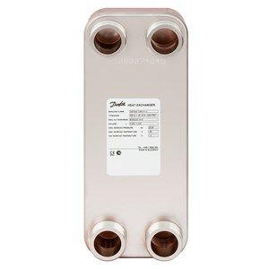 cumpără Schimbătoare de căldură brazate, XB12L-1, Cupru, Număr de plăci: 60, 25 bar, G 1¼ în Chișinău