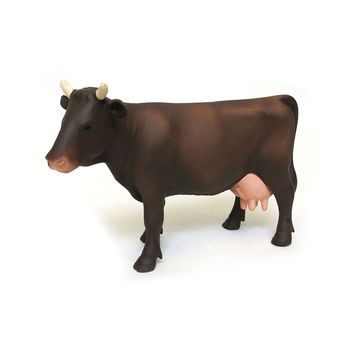 Фигурка коровы (в ассорт.), код 43232