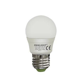 купить Лампочка светодиодная PL-P45 Mini Globe Frosted 8W E27 230V 3000K (31925) в Кишинёве