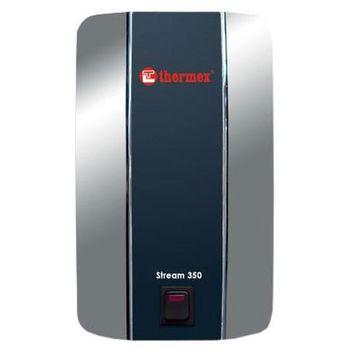Электрически водонагреватель проточны THERMEX 700 stream chrom