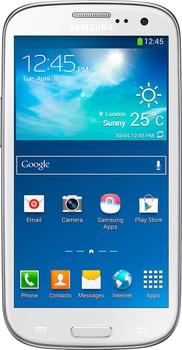 Samsung I9300l White Galaxy S III Duos 16GB