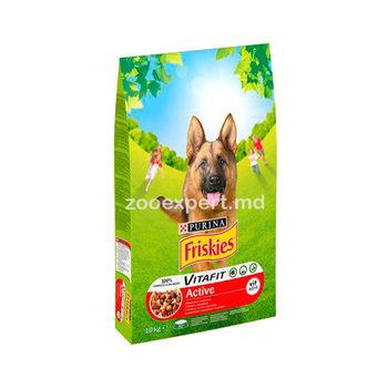купить Friskies Active 2.4 kg в Кишинёве