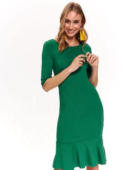 Платье TOP SECRET Зеленый ssu2742