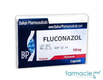 купить Fluconazol 150mg caps. N10 (Balkan) в Кишинёве