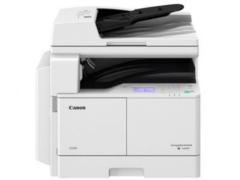 MFP Canon iR2206iF Mono Copier/Net Printer/Scan/Fax, DADF 50p, Platen, A3/11ppm, A4/22ppm, print 600x600dpi, scan 300x300dpi, 25–400%, 64-128g/m2, 128Mb,1x250-sheet Cassette+80, 10k pag per month, Set : Drum C-EXV42_66k pag, Toner C-EXV42_10200 pag
