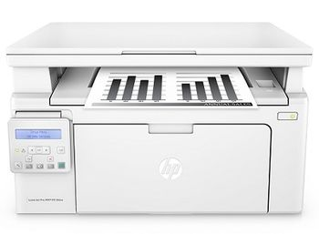 HP LaserJet Pro MFP M130nw Print/Copy/Scan, up to 22ppm, 256 MB, 2-line LCD, 600dpi, up to 10000 pages/monthly, HP ePrint, Hi-Speed USB 2.0, Fast Ethernet 10/100Base-TX, Wi-Fi 802.11b/g/n, CF217A (~1600 pages 5%), White