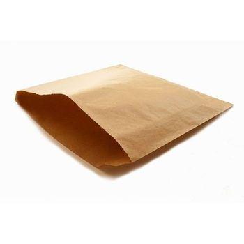 Бумажный Пакет 15*18 (конверт)  жиростойкий