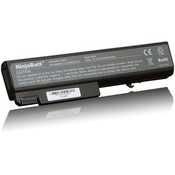 Battery HP Compaq 6535b 6440p 6440b 6445b 6450b 6500b 6530b 6540b 6545b 6550b 6555b 6700b 6730b 6735b 6930p 8440p 8440w TD06 HSTNN-UB68 / IB68 / IB69 / CB69 / UB69 / I44C / I45C / C68C / XB69 / XB59 10.8V 5200mAh Black OEM