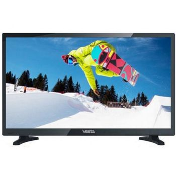 "купить ""24"""" LED TV VESTA LD24B522, Black (1366x768 HD Ready, 50 Hz, DVB-T/T2/С) (24'' (61 cm), Black, HD(1366*768), 50Hz, HDMI, VGA, PC-Monitor, USB (DOLBY AC3), Speakers 2x8W, DVB-T/T2/C, VESA 100x100, 3.5Kg)"" в Кишинёве"