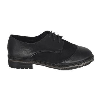 Pantofi Dame cu siret (36-40) negru /8