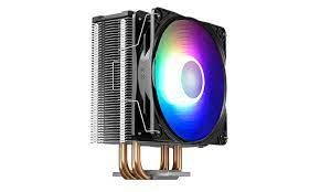 "AC Deepcool ""GAMMAXX GT A-RGB"" (<27,8 дБА, 500–1650 об / мин, 64,5 куб. Фут / мин, 120 мм, RGB, 150 Вт, 676 г.)"