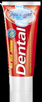DENTAL HOT RED JUMBO  TRIPLE EFFECT