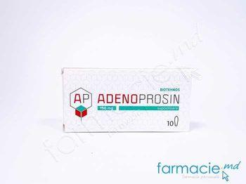 купить Adenoprosin sup. 150 mg  N5x2 (Romania) в Кишинёве