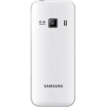 Samsung C3322 White 2 SIM (DUOS)