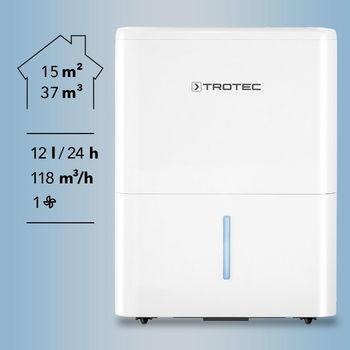 купить Осушитель воздуха TROTEC TTK 32 E в Кишинёве