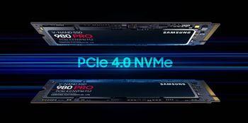 M.2 NVMe SSD   250GB Samsung 980 PRO