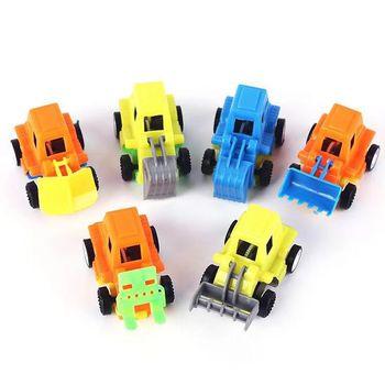 Пластиковые машины