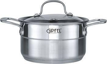 Кастрюля GIPFEL GP-1274 (3,7 л)