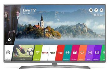 """купить """"49"""""""" LED TV LG 49UJ670V, Titan (3840x2160 UHD, SMART TV, PMI 1600Hz, DVB-T2/C/S2) (49"""""""", Titan, 4K 3840x2160, PMI 1600Hz, SMART TV (WebOS 3.5), Active HDR, 4 HDMI, 2 USB (foto, audio, video), WiFi 802.11 ac, DVB-T2/C/S2, OSD Language: ENG, RU, RO, Speakers 2x10W, 12.7Kg, VESA 300x300 )"""" в Кишинёве"""
