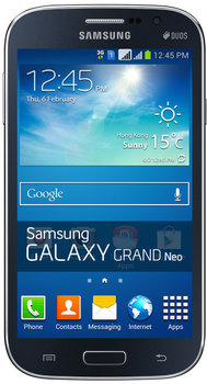 Samsung I9060 Galaxy Grand Neo 8GB Black