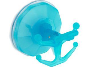 Вешалка Gimi Bingo-1, 5крючков на присоске, цветная
