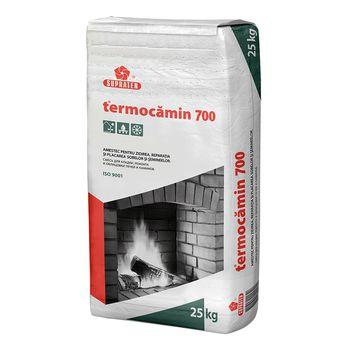 Supraten Сухая смесь Termocamin 700 серая 25кг