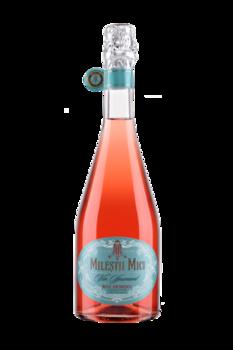Игристое Вино Moldova de Lux Розе Полусладкое