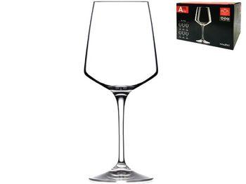 Set pahare pentru vin Aria 6buc, 380ml