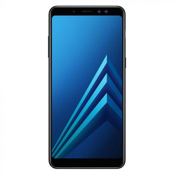 купить Samsung A730FD Galaxy A8 Plus Duos (2018), Black в Кишинёве