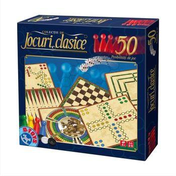 купить D-Toys Настольная игра Clasic 50 игр в Кишинёве