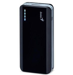 Genius Power Bank GS ECO-U622 Black, 6000mAh