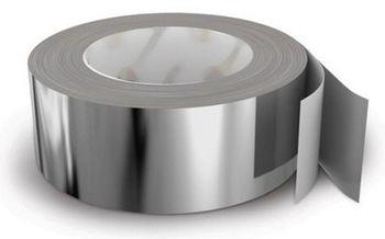купить Скотч алюминиевый 48мм х 9м x 65мкм в Кишинёве